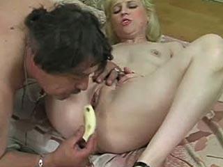 Vasylyna Gets Creampied