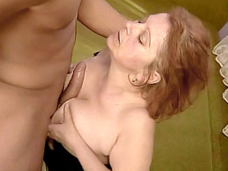 Big Boobed Mature Titty Fucked