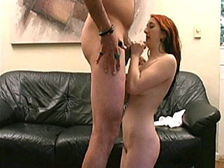 Amateur Girl Gives A Handjob