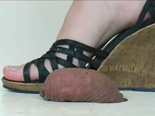 Brutal Careless Cocktrampling In Wedges