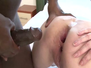 Mature Slut Gets Her Anal Hole Destroyed By Big Cock