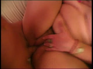 Two BBWs Share A Hard Cock
