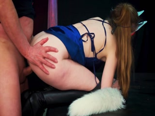 My Slave Can't Wait To Get My Hard Cock Into Her Wet Cunt