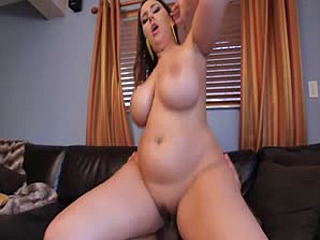 Lubed Up Lexxxi Creampie