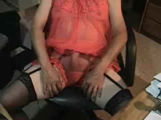 Mistress Takes Charge Of Her Sissy