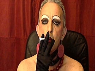 Steven Picotts Sissy Faggot Smoke Slut