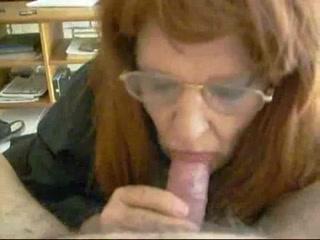Lady Sucks A Cock
