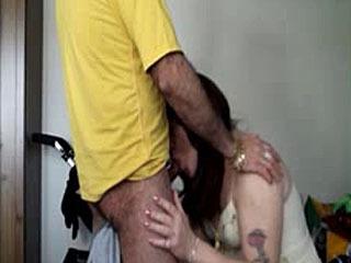 Sucking A Nice Cock