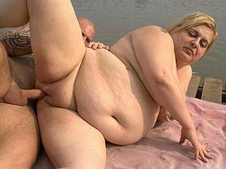 Big Mature Babe Pounded