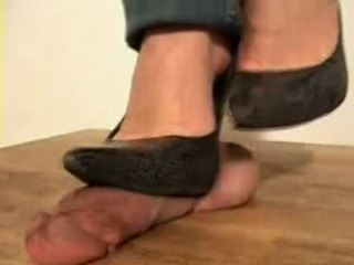 shoejob - black heels
