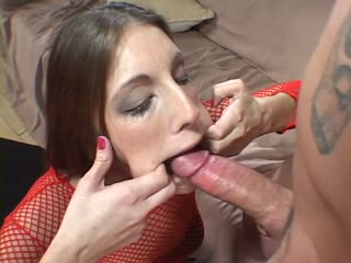 Brandi Made To Give A Blowjob
