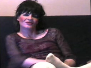 Mature Tranny Webcam Fun