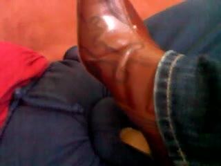 Sexy Boots...Sore Balls part2