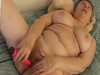 BBW Grannies Playing With Their Horny Pussies