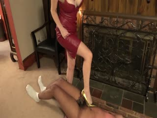 Trampling With Gold Heels