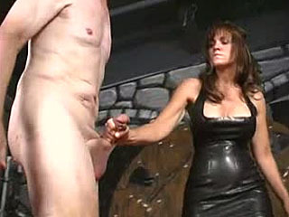 Mistress Cheyenne Kicks And Stomps Balls