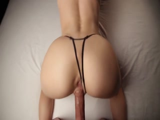 Beautiful Slut Gets Massive Creampie