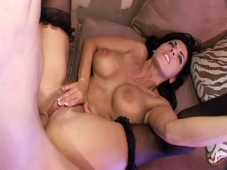 Busty slut is ready for some rough anal