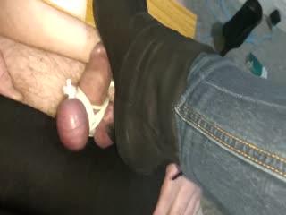 Mistress Pain Is Using Here Heel