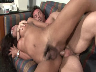 Cristal Rides Charlie's Fat Cock