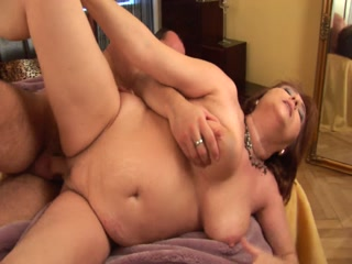 Chubby Granny Takes Cock Like A Pro