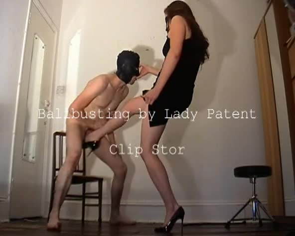 Free ball busting clip