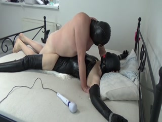 Pervert Couple Adores BDSM Sex