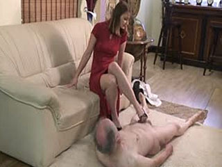 Ballbusting Universe - The Footman (2) (Camera 2)