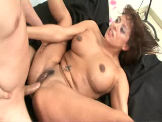 Sexy latina Beatriz gets fucked in many positions