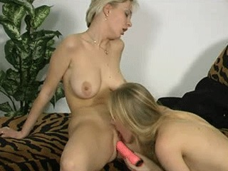 Horny Girls Home Alone