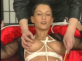 Lesbian Rope Domination