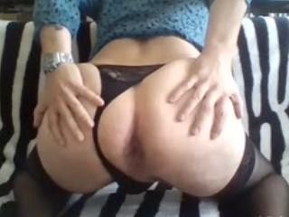 Crossdesser Slut Ass To Fuck