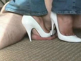 Stardeck 9 - White Heels
