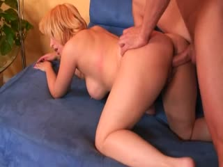 Slutty MILF fucks the security system consultant