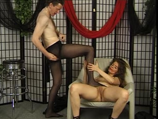 Domina Sissifies Her Husband
