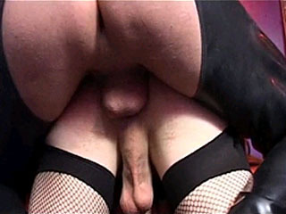Black Mistress Dionnes And Master Peter In A Nasty BDSM Orgy!