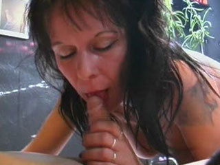 Horny German Mature Enjoys Her Casting Fuck