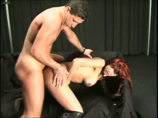 Riding A Horny Cock