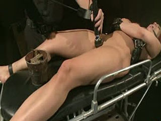 Device Bondage: Kelly Divine: Stretched, Fucked, Flogged, And Squirting Everywhere, Rosebud Exposed