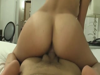 Naughty Babe Needs Cum On Her Booty