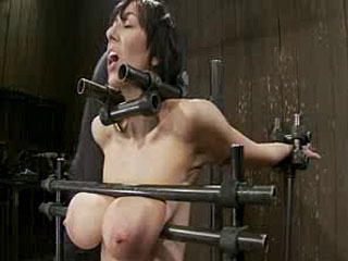 Slut Tied Up And Get Spanked