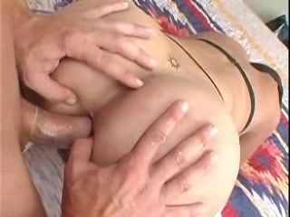 Tranny Gets Fucked In The Ass