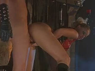 Horny Mistress Needs Her Slave's Huge Cock