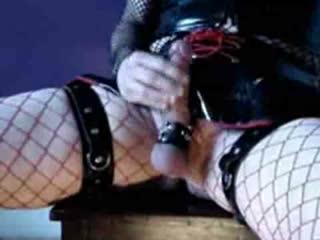 My First Crossdress Sexmovie