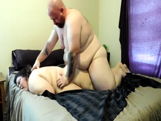 Homemade Fucking With Amateur BBW Girlfriend