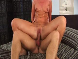 Horny Granny Still Craves For A Hard Cock