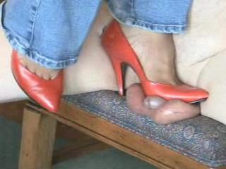 red heel cbt