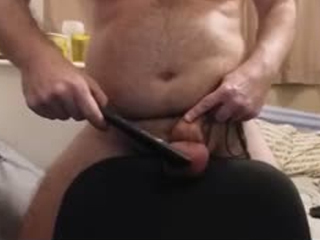 Cuckold Daniel Hard Self Busting