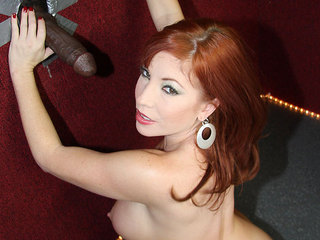 Brittany O'connell Craving A Huge Black Dick