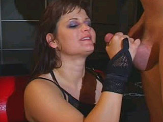 Kami Andrews Fucked In Her Mouth